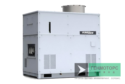 Газопоршневая электростанция (ГПУ) PowerLink GSC12S-NG